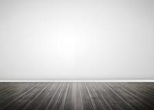 Grey room Stock Image