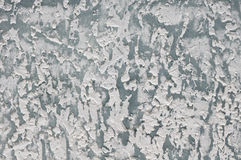Grey rough plaster on wall Royalty Free Stock Images