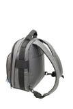 Grey rucksack Stock Images