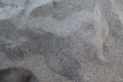 Grey sand Stock Photography