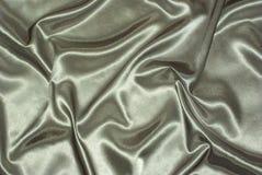 Grey satin background Royalty Free Stock Photo