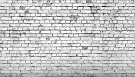 Grey seamless (only horizontal) bricks stock photo