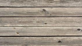 Grey Shabby Background rustico di legno anziano Fotografia Stock Libera da Diritti