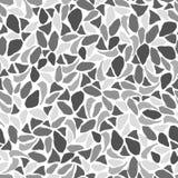 Grey shades mosaic Stock Photography