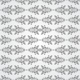 Grey Shades Ornamental Swirl Background Images libres de droits