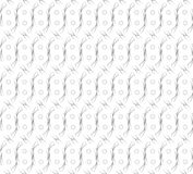 Grey shapes pattern. For web and graphic projects Royalty Free Stock Photography