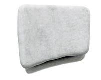 Grey shard Royalty Free Stock Image