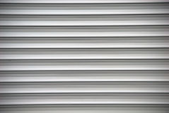Grey Shutters Stock Photography