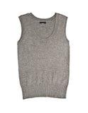 Grey sleeveless Stock Photos