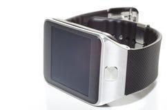 Grey SmartWatch Stock Afbeeldingen