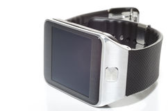 Grey SmartWatch Stock Images