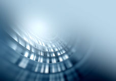 Grey soft glowing abstract background Royalty Free Stock Photos