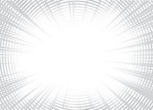 Grey Speed Lines Background illustration stock