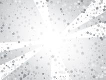 Grey Speed Lines Background illustration de vecteur