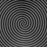 Grey spiral Royalty Free Stock Photos