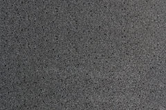 Grey sponge close-up. This is Gray sponge texture background Stock Image