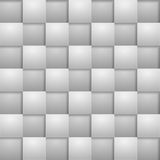 Grey square blocks Stock Photos