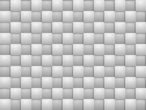Grey square blocks Stock Photography