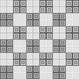 Grey square cube pattern background. Wallpaper Royalty Free Stock Images