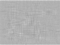 Grey squared wrapped pattern Stock Photos