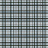 Grey squares pattern. Abstract of a Grey squares pattern royalty free illustration