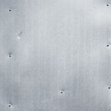 Grey steel metal background Royalty Free Stock Photography