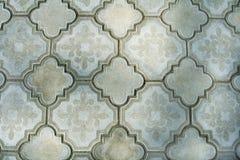 Grey stone  block paving Royalty Free Stock Photo