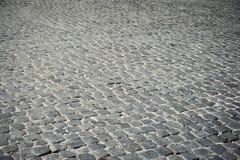Grey stone path Stock Photo