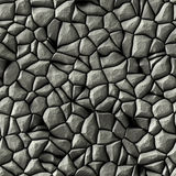 Grey stone textured surface Stock Image