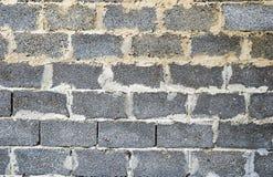 Grey stone wall Stock Photo