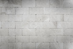 Grey stone wall backgrounds. With grungy effects Stock Image