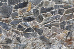 Grey stone wall Royalty Free Stock Photography