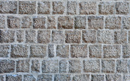 Grey stone wall texture abstract background Stock Photo
