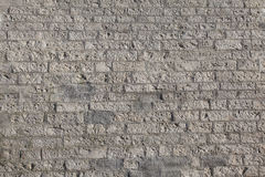 Grey stone wall texture Stock Photo