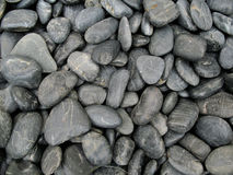 Grey stones. Natural grey stones for background Royalty Free Stock Photos
