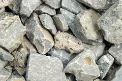 Grey stones background Royalty Free Stock Photo