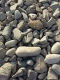 Grey stones Royalty Free Stock Photos