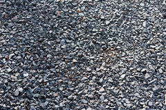 Grey Stones. Small grey stones for texture Royalty Free Stock Images