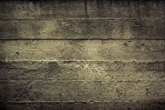 Grey striped concrete wall background stock images