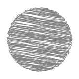 Grey Strokes Stock Image