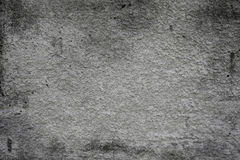 Grey stucco. Textured background with burnt edges Stock Photo