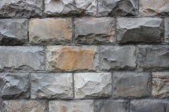 Grey surround stones, close-up. Grunge texture, background Royalty Free Stock Photos