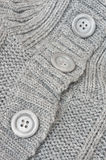 Grey sweater Stock Photos