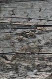 Grey Tan Taupe Wooden Board resistida natural, textura de madeira arruinada rachada do Sepia do corte áspero, grande Gray Lumber  fotografia de stock royalty free
