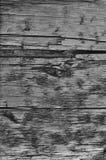 Grey Tan Taupe Wooden Board resistida natural, textura de madeira arruinada rachada do Sepia do corte áspero, grande Gray Lumber  fotos de stock royalty free