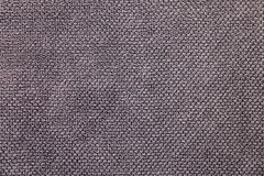 Grey terry cloth texture Royalty Free Stock Image
