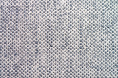 Grey Textile Background Royaltyfria Bilder