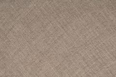 A texture background is out of grey fabric. Royalty Free Stock Photo