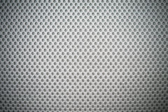 Grey texture. Grey dot texture of car seat Royalty Free Stock Photos