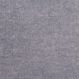 Grey textured canvas. Grey fabric texture for background Stock Images